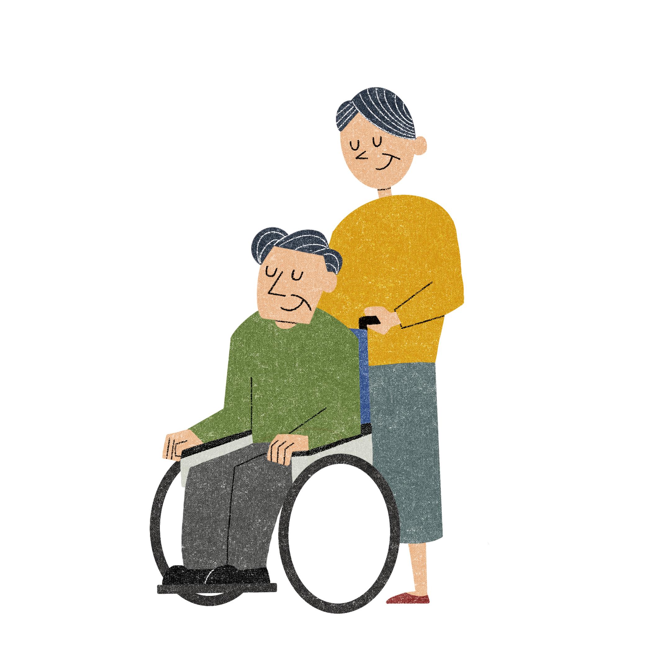 退院時からスムーズな在宅療養