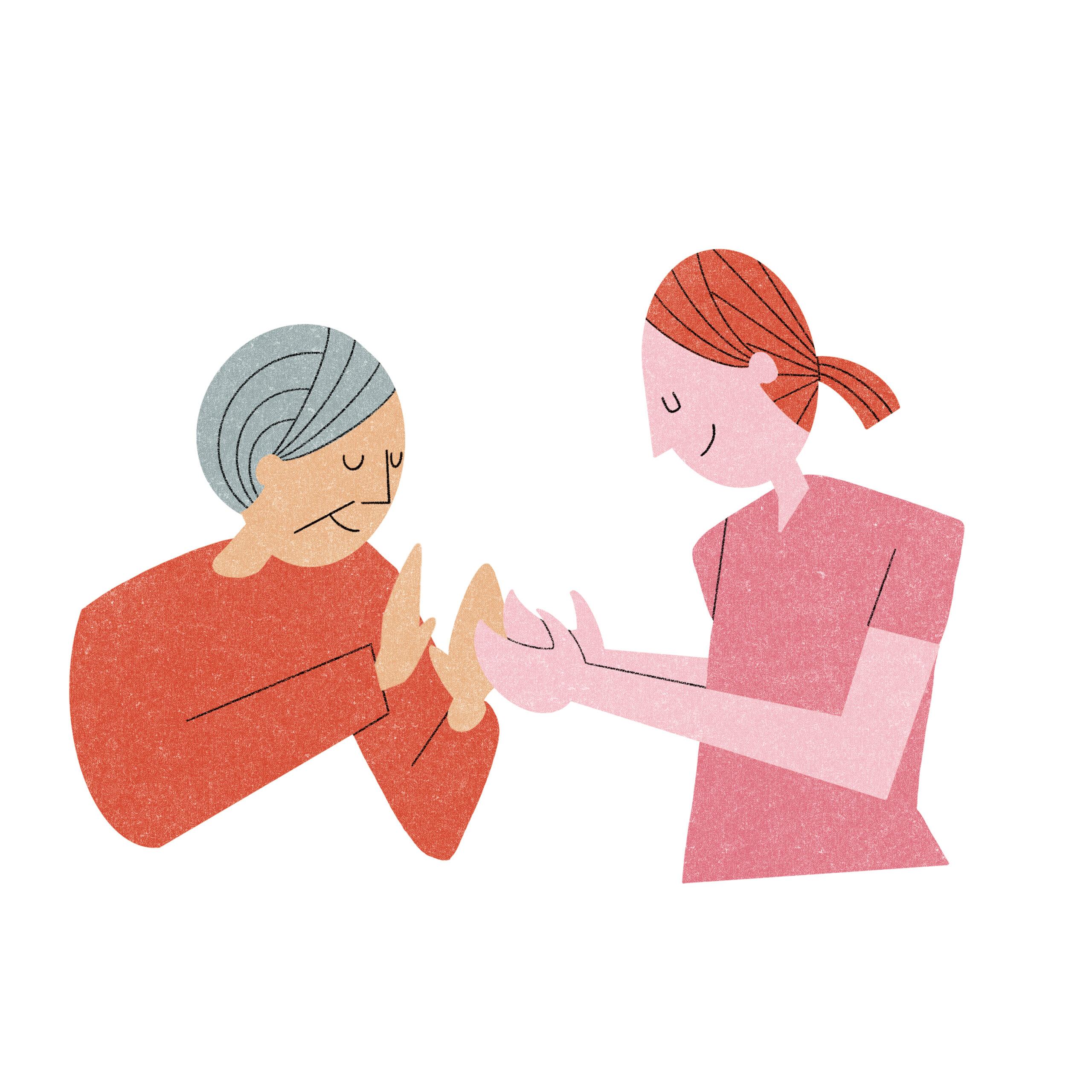ご家族・介護される方のサポート